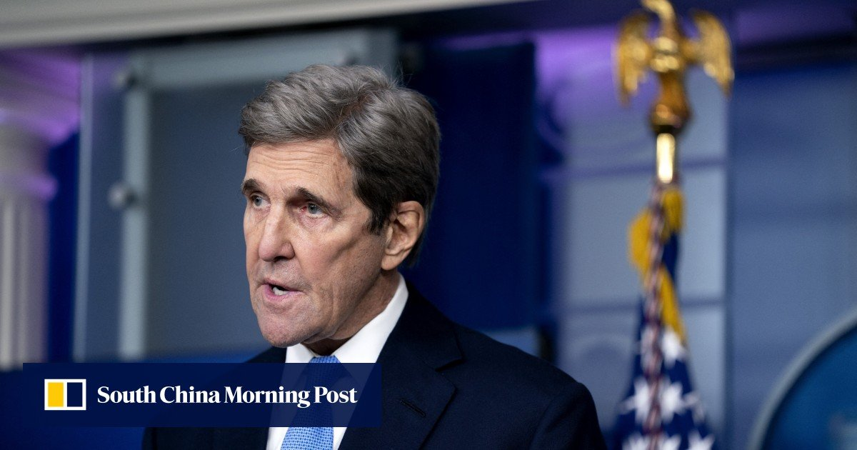 China is pushing John Kerry talks beyond climate change to US relations