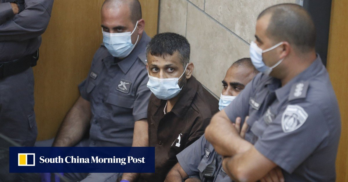 Israeli police arrest four out of six Palestinian refugees who escaped from prison