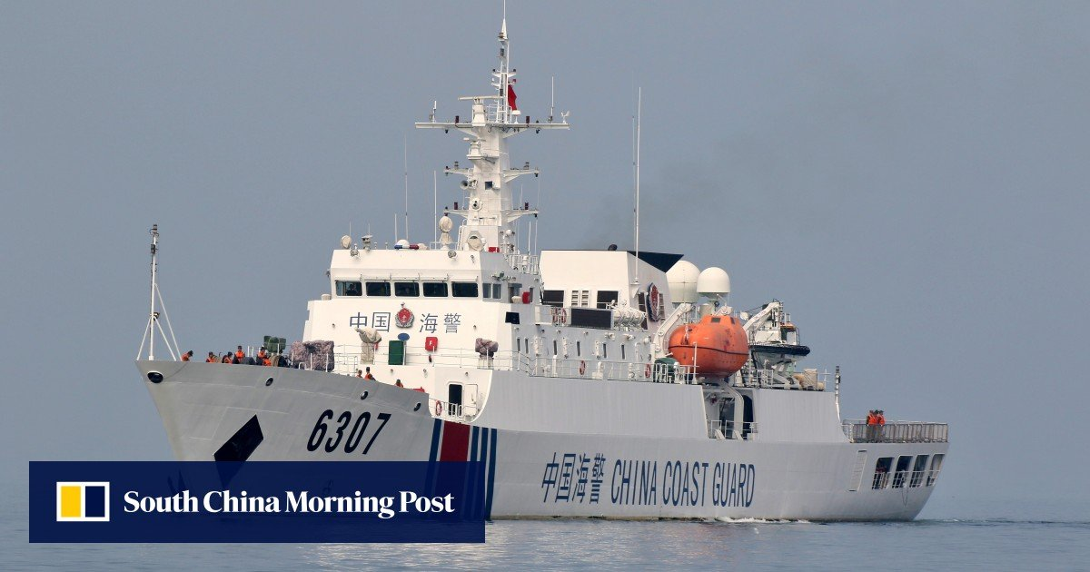 """South China Sea: Beijing's foreign ships move """"can go the same way as ADIZ"""""""