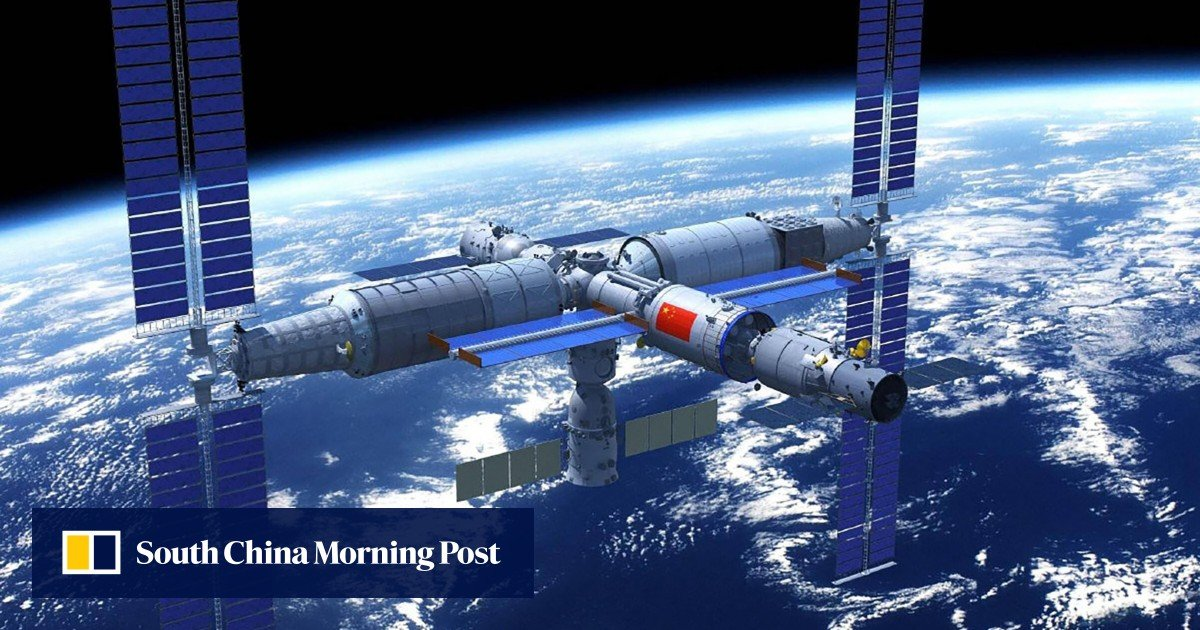 China is expected to appoint a woman for the space station's next crew