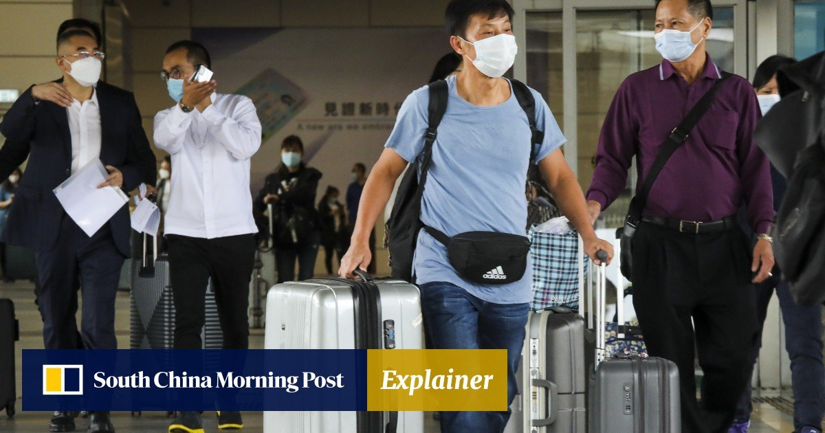 Coronavirus: What you need to know about the Return2HK and Come2HK programs for cross-border travel between Hong Kong and mainland China