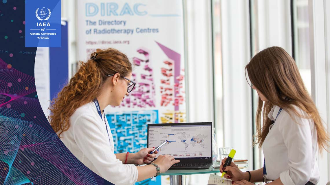 The Power of Data: Supporting Cancer Prevention through to Relief at the IAEA