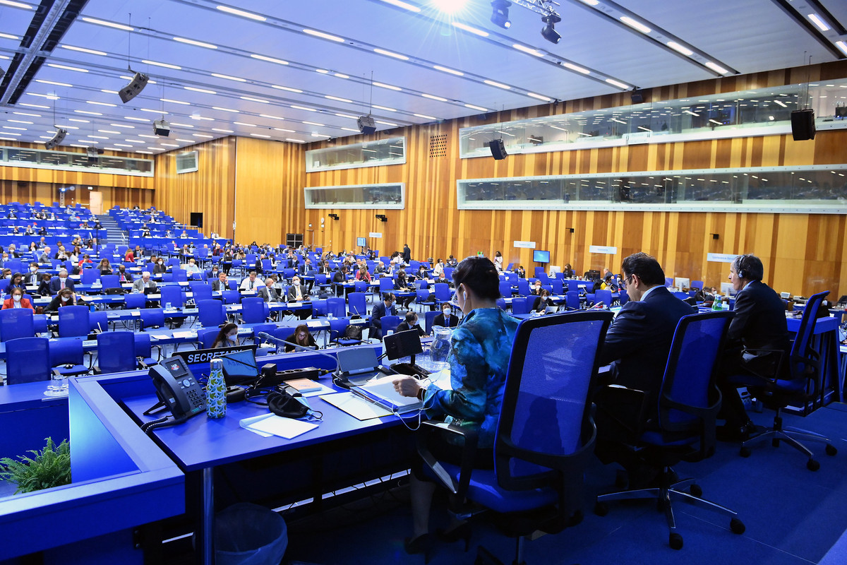 Strengthening Multilateral Efforts: IAEA General Conference Resolutions