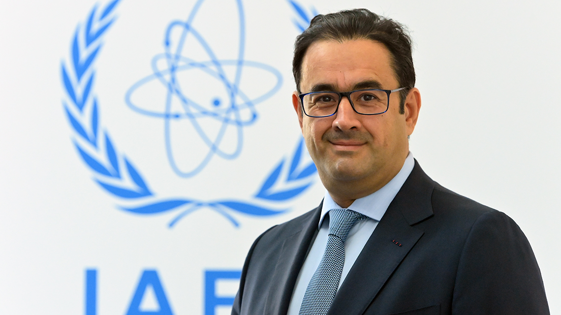 IAEA General Conference elects HE Sadiq M. Marafi from Kuwait as Conference President