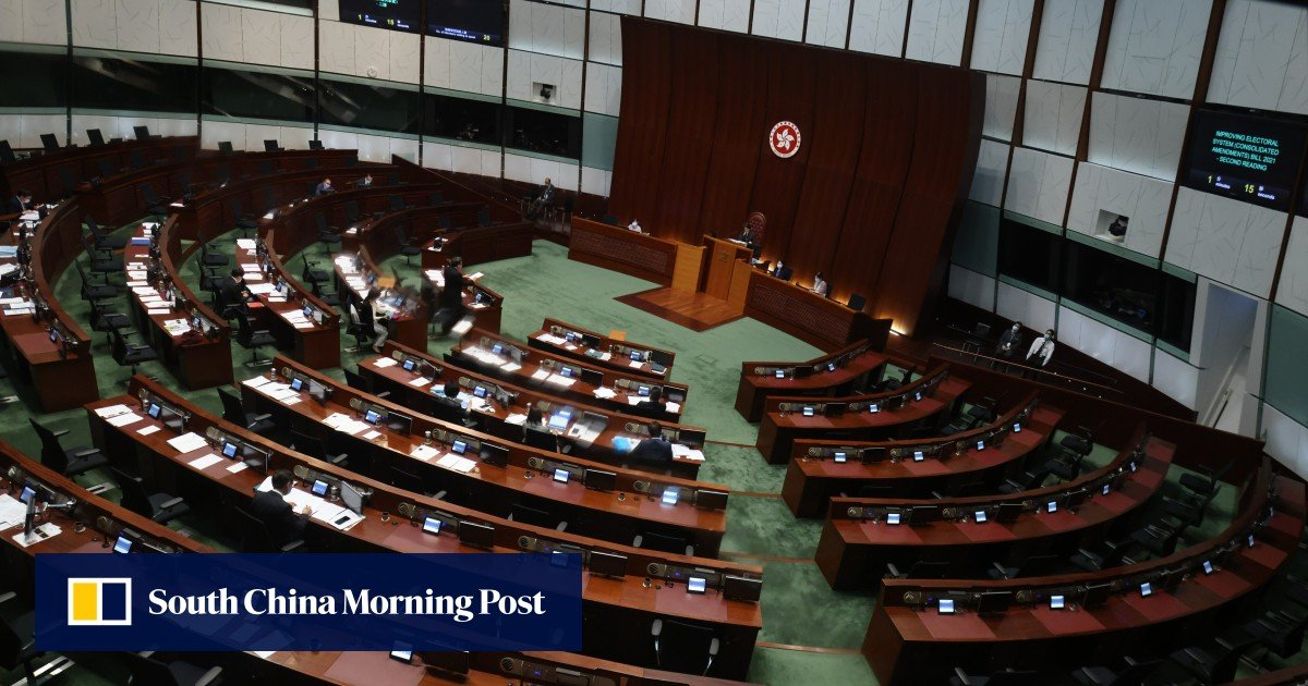 The Hong Kong Legislative Council is doing its best ever, passing a record number of laws after the opposition exodus, a senior lawmaker says