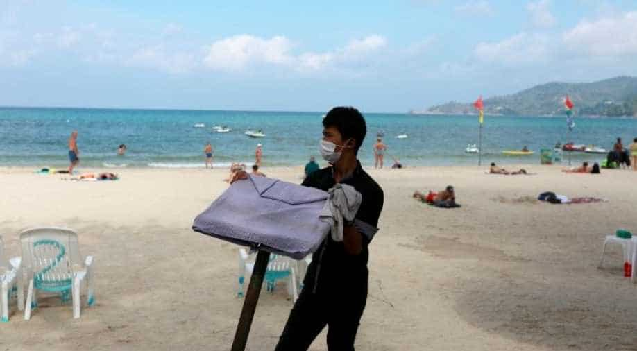 Thailand allows vaccinated tourists from over 40 countries, PM says