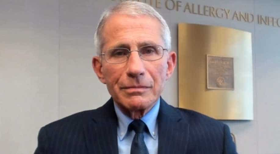 Fauci says Americans should get vaccinated even if Merck's Covid pill reduces deaths