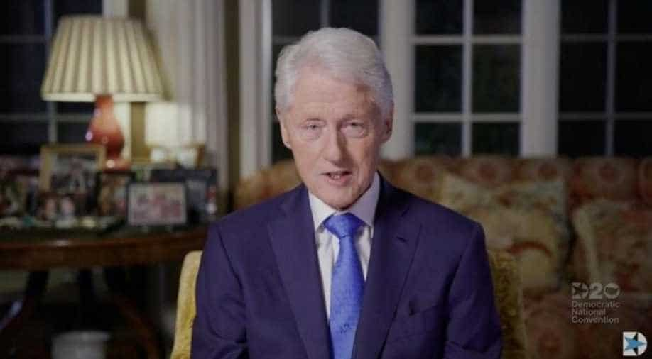Former US President Bill Clinton was hospitalized with a non-Covid-related infection