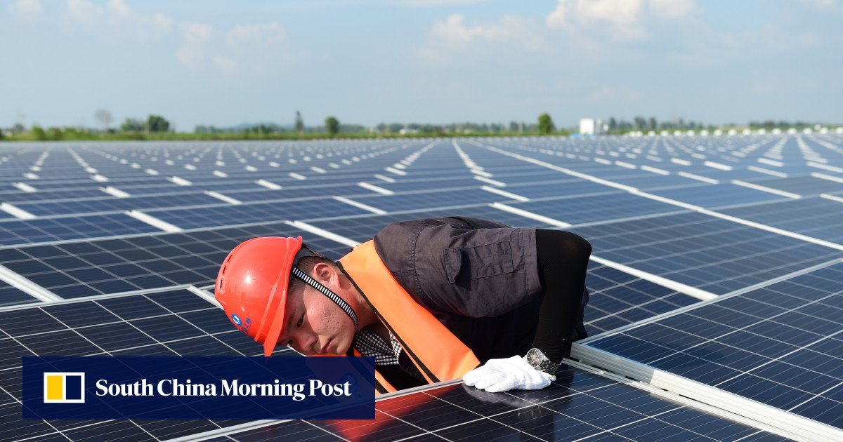 Sn!  Chinese team develops camera to quickly detect defects in solar panels