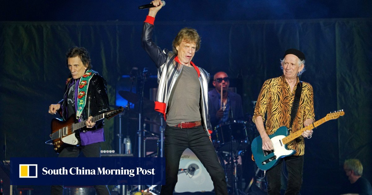 Rolling Stones ditch 'Brown Sugar' from US tour for lyrics depicting slavery