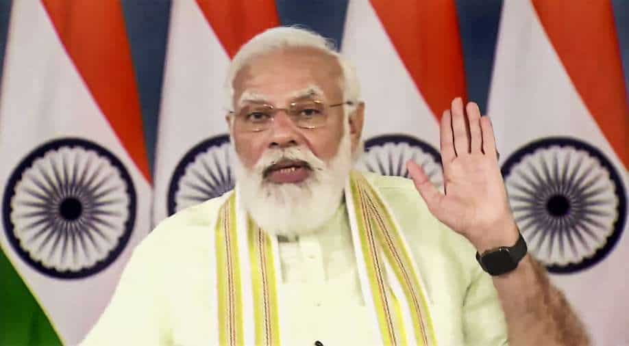 Prime Minister Modi will visit Italy for G20 later this month