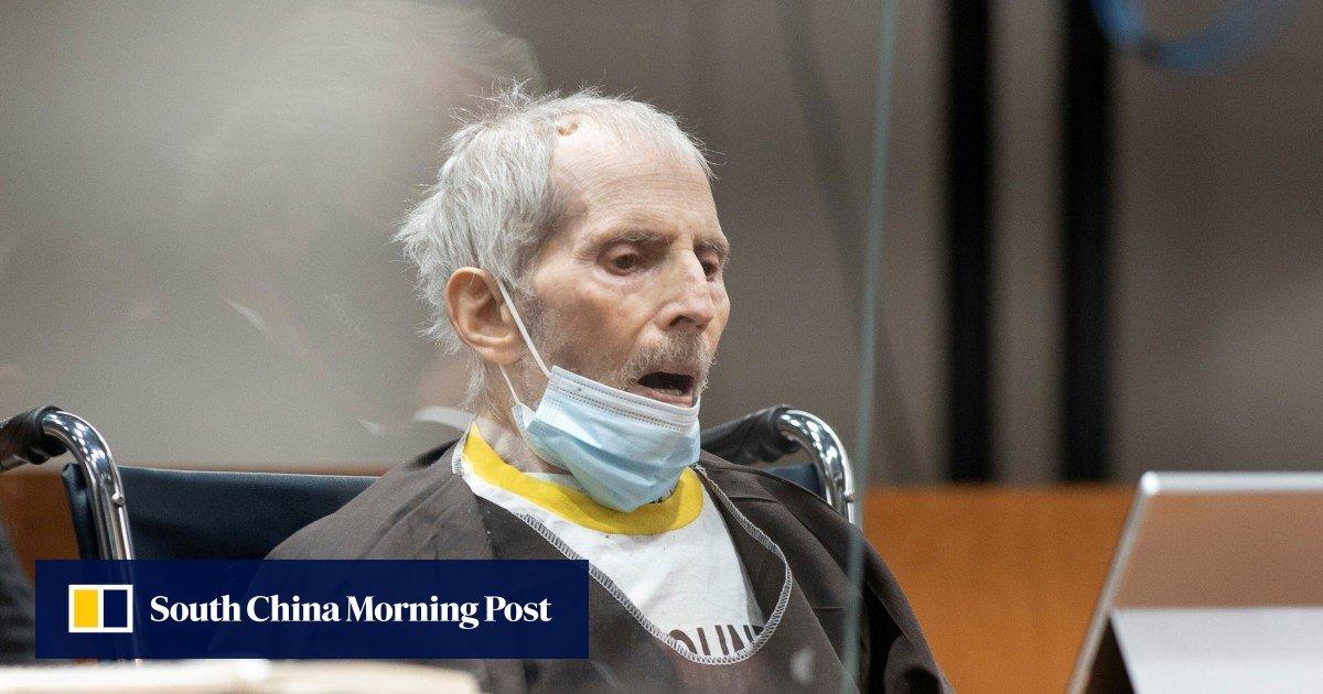 Imprisoned New York real estate heir Robert Durst hospitalized with coronavirus