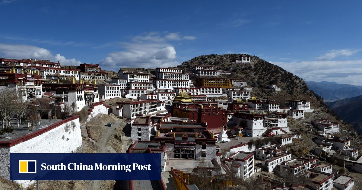 New role for Tibet's chairman in the countdown to the Chinese Communist Party Congress