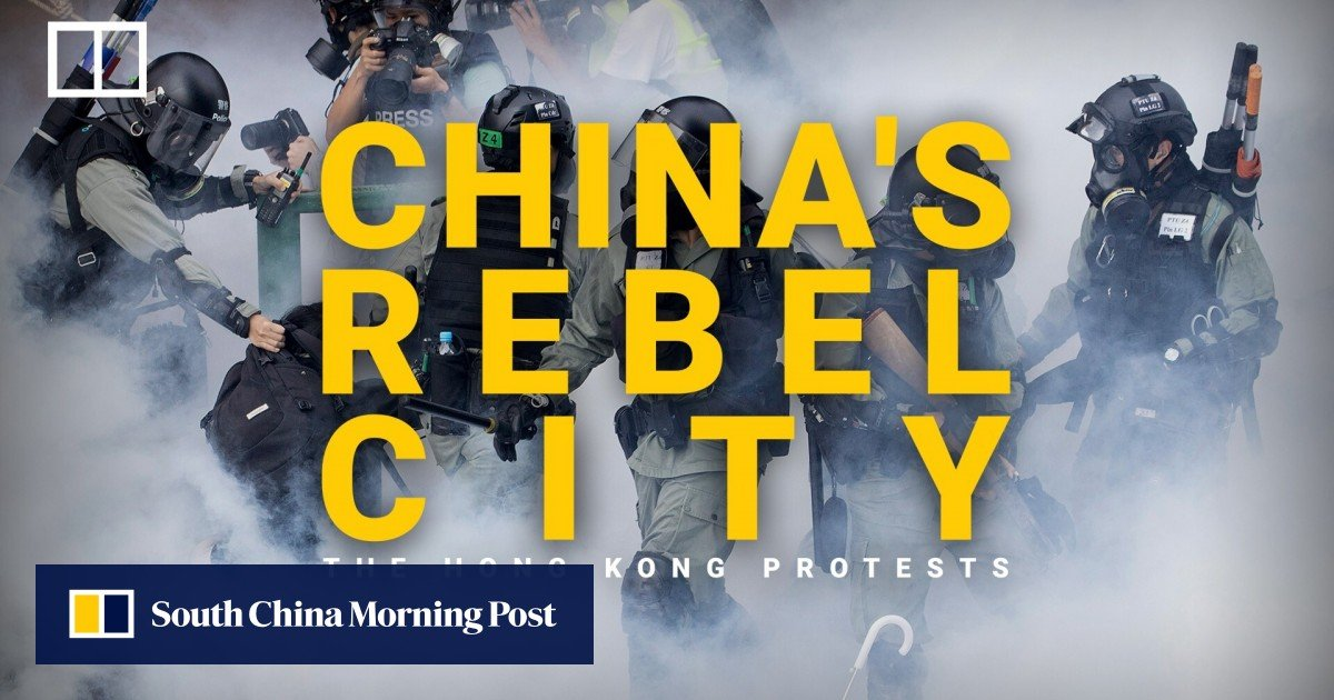China's Rebel City post-video series wins another grand prize for reporting the Hong Kong protests by winning the Online Journalism Awards