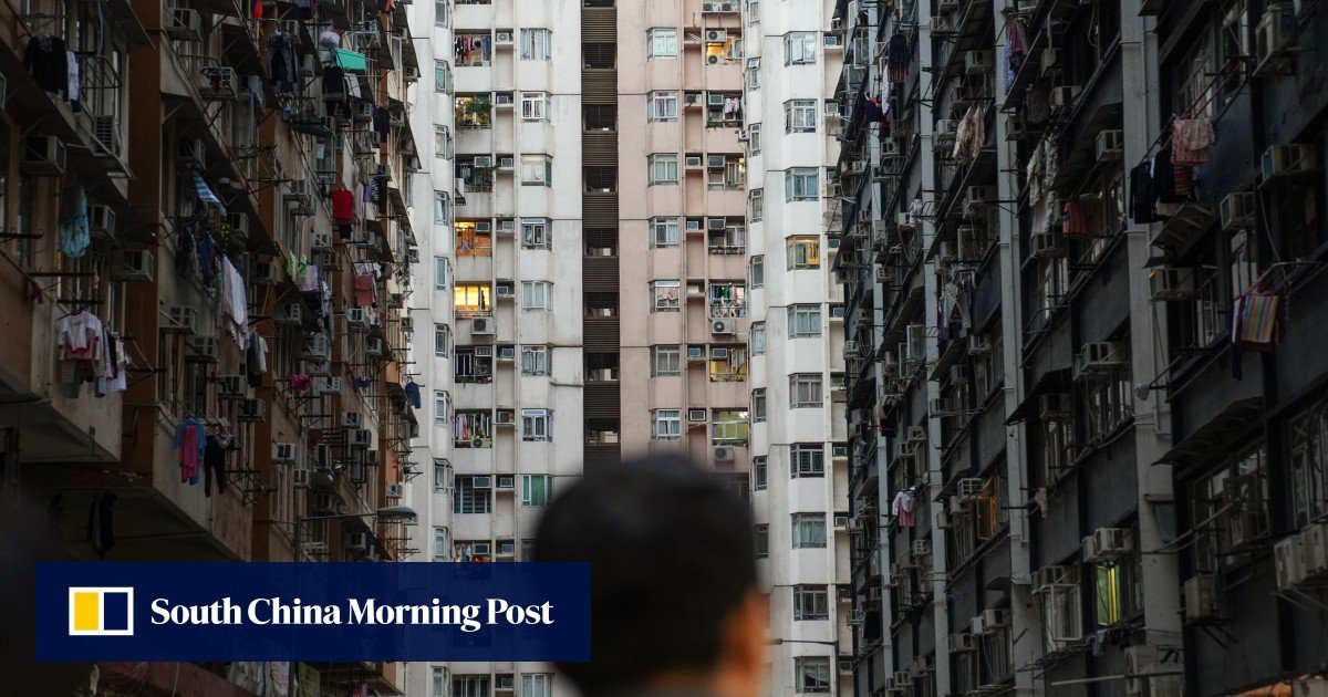 Hong Kong lawmakers pass rental control law to protect the poorest from landlord exploitation