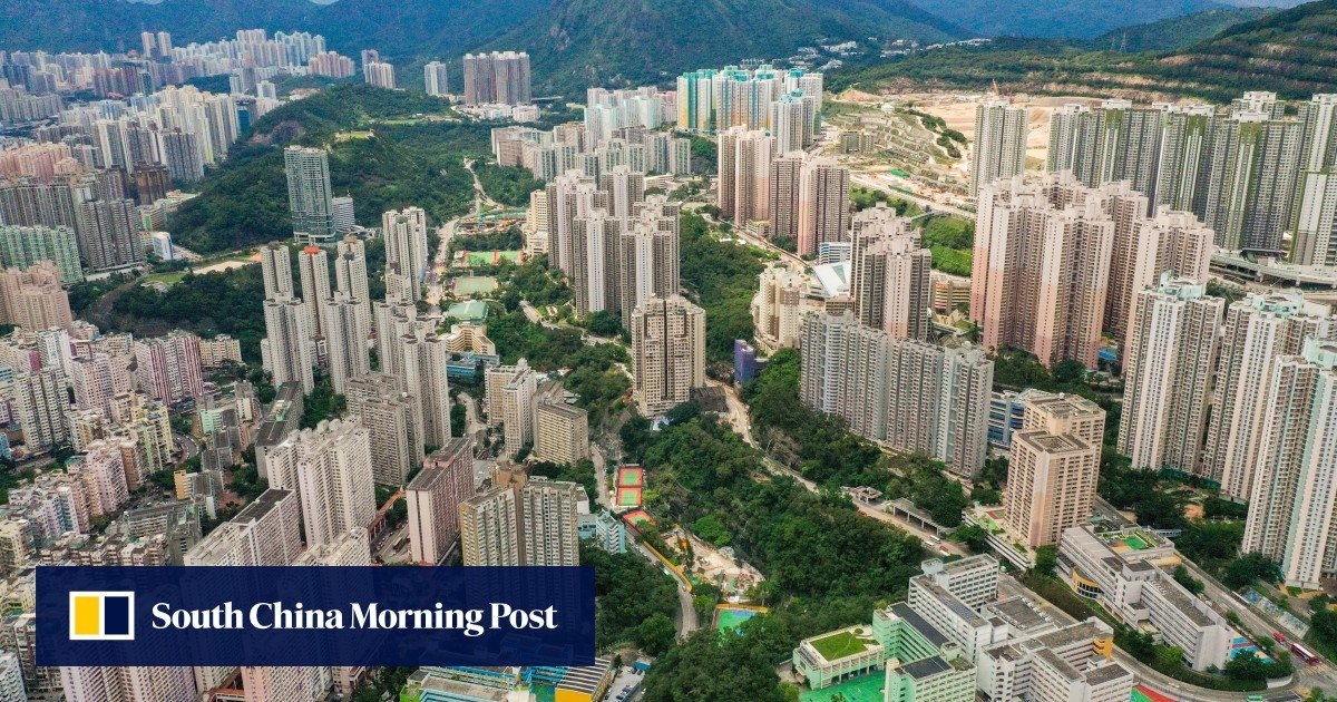 """The Hong Kong Prime Minister predicts that the proposals will offer over 1 million homes over the next three decades, but will not offer """"quick fixes"""""""