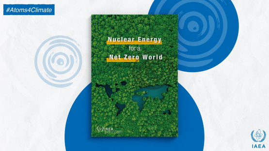 IAEA publishes report on nuclear energy for a net-zero world ahead of COP26 climate summit